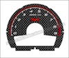 Honda Civic Custom Gauge Face
