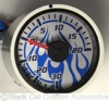 Cobalt Boost Gauge Custom Gauge Face