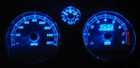 Colbalt SS Supercharged Blue LED Lighting