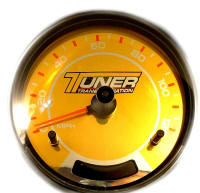 Honda Element Custom Tuner Transformation Gauge Face